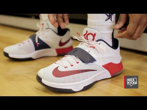 Nike KD 7 Performance Review