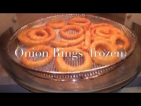 onion rings (frozen)