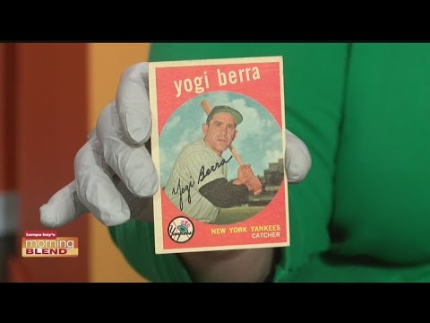 Are Your Baseball Cards Worth $$?