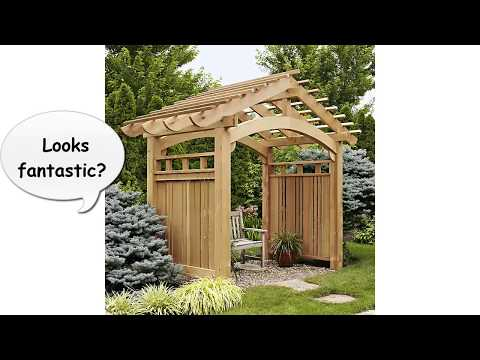 Woodworking Projects Ideas | DIY Wood Projects | Arbor Projects