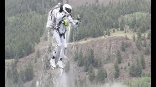10 Top Secret DARPA CIA Tech: Rocket Jetpack, Transformer Tank, Flame Thrower Drone, Spy Bug, Nano