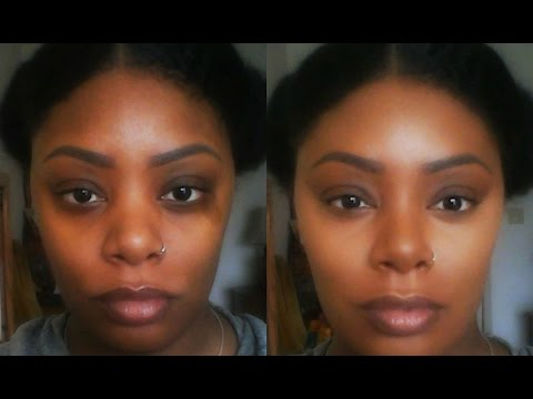 How To: Make Your Nose Look Smaller With Contouring