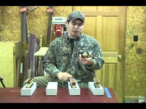 David Halloran Turkey Calls Box Calls