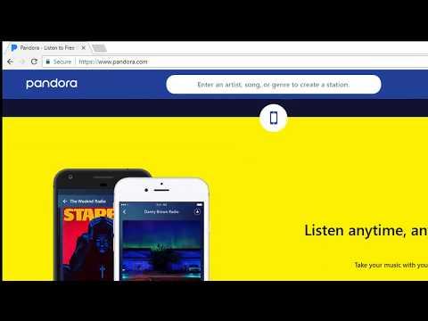 How to Access Pandora Radio Abroad Outside the USA