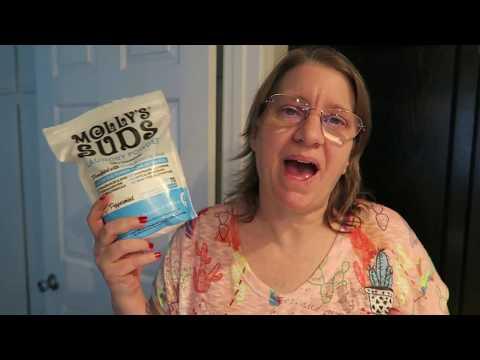 Mollys Suds Laundry Detergent Powder