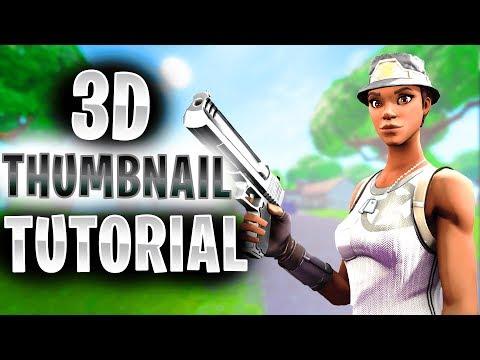 Fortnite Thumbnail 3d Hd | Fortnite Cheat Radar