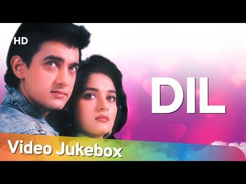 Xxx Mp4 Dil 1990 Songs Aamir Khan Madhuri Dixit Popular 90 S Songs Anand Milind Hits HD 3gp Sex