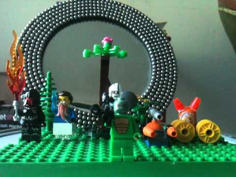 how to make lego zook from skylanders