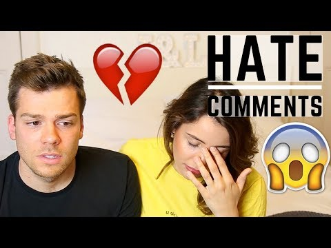 Reading Mean Comments. | It's too much.