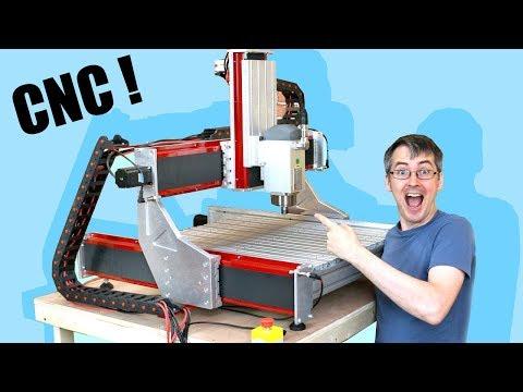 Building my CNC Machine Router Table | XRobots