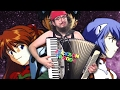 A Cruel Angel's Thesis (Neon Genesis Evangelion) [accordion cover]