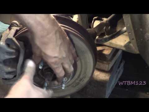 Bad Rubber Brake Hose ,Good Caliper ,Brake Stuck