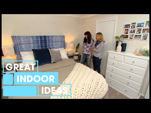 Hampton Coastal Bedroom Makeover | Indoor | Great Home Ideas
