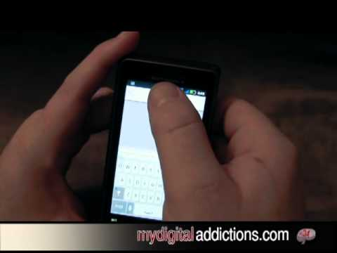 Motorola Droid 2 - Text Messaging