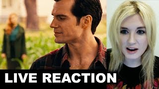 Justice League Heroes Trailer REACTION