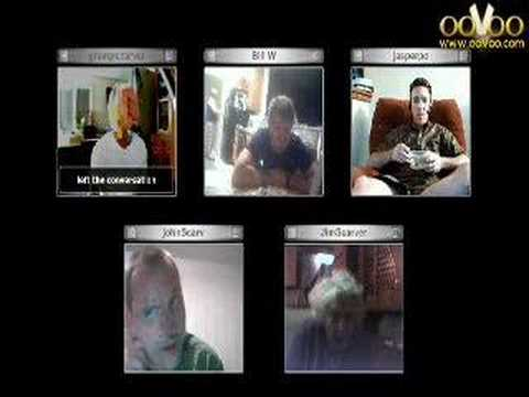 my ooVoo family