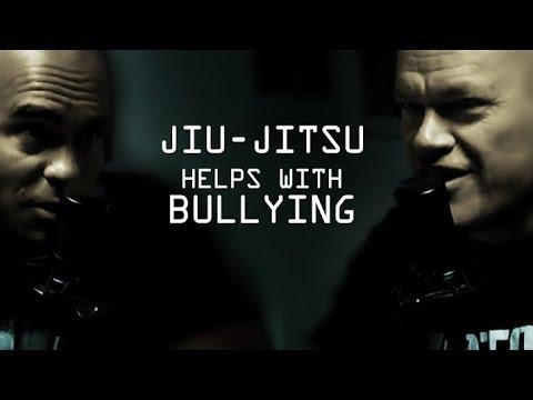 How Jiu Jitsu Helps With Emotional Bullying - Jocko Willink and Echo Charles
