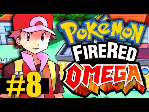 Pokemon Fire Red Omega - Part 8 - The S.S. Anne! (All Aboard)