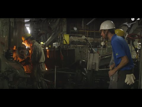 Mizuno Grain Flow Forging:  A factory visit