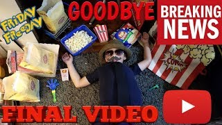 OUR FINAL VIDEO FOR THIS CHANNEL!? SUBSCRIBE TO OUR NEW CHANNEL!! HUGE NEWS ALERT!! COMMUNITY NAME!!