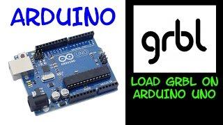 DIY Arduino CNC Machine with GRBL Shield - Setup Tutorial