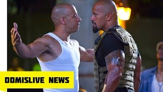 The Rock vs Vin Diesel REAL FIGHT on Fast and Furious 8 Set, Vin Diesel Responds in VIDEO