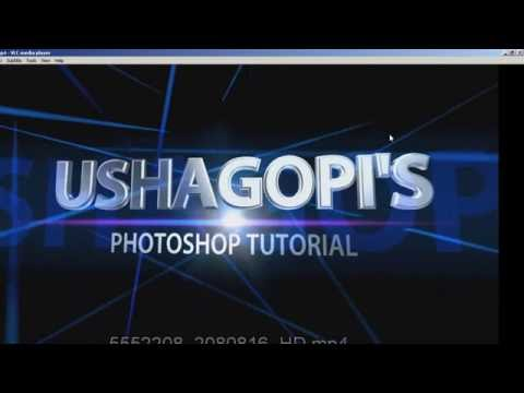 Make your own Intro video online for Free ( in Tamil with ESubs )