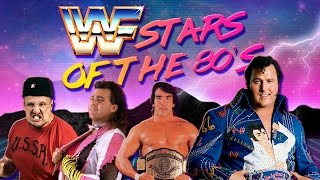 WWF Wrestlers From The 80