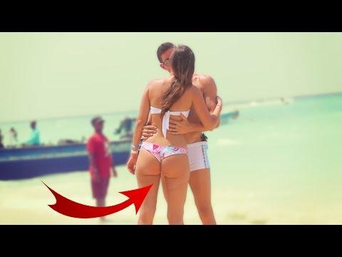 Xxx Mp4 KISSING GIRLS In BIKINI Social Experiment 3gp Sex