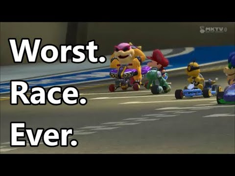 Wii U - Mario Kart 8 - Mario Kart Stadium