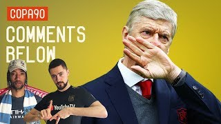 Should Wenger be sacked before the end of the season?   Comments Below