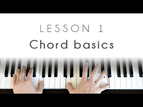 What are chords? - Piano Lesson