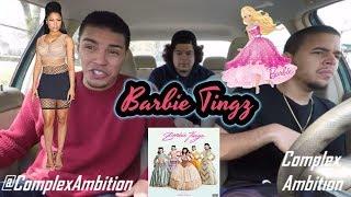 Nicki Minaj - Barbie Tingz (REACTION REVIEW)
