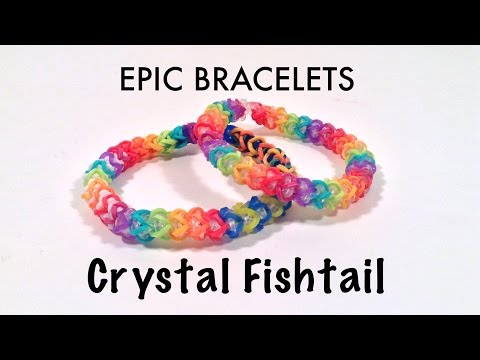 Crystal Fishtail Tutorial