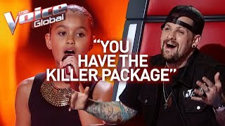 The ALL-POWERFUL voice that won The Voice Kids | WINNER