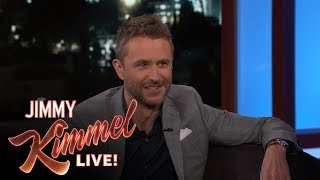 Chris Hardwick on Getting Married and Shows They