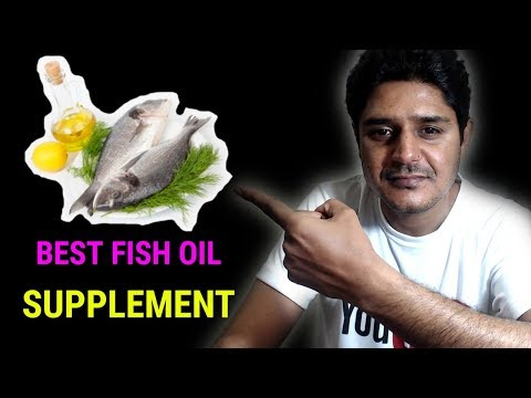 Best fish oil supplement to purchase in india-omega 3 benefits with Dha-Epa