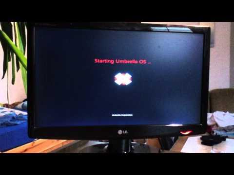 Windows 7 Umbrella (HD)