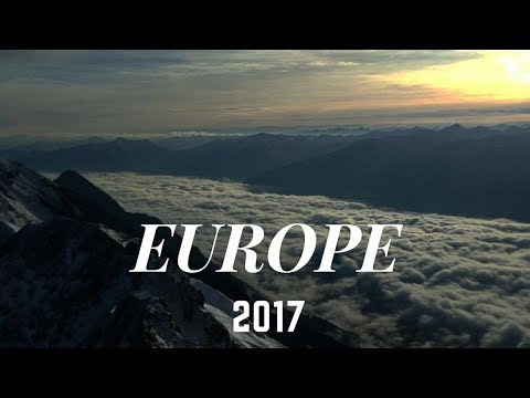 4 Months in Europe - Austria, Germany, Italy, Romania & more (epic travel montage)