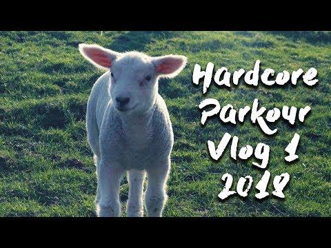 Hardcore Parkour Vlog 1 2018