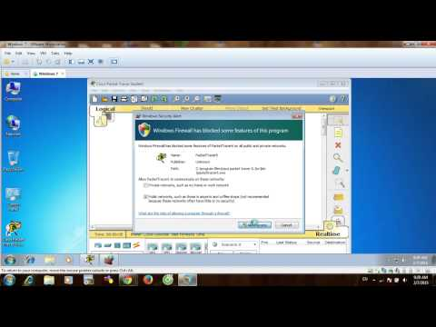 Download &Install Packet Tracer 6 2 0  2015