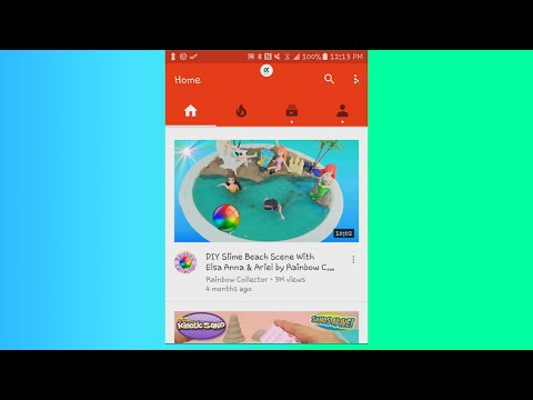 Managing YouTube Subscription Notifications in Android YouTube App