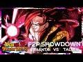 GLOBAL VS JAPAN F2P Showdown SSJ4 Gogeta Dokkan Event Ft Gaming WTallen DBZ Dokkan Battle