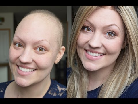 FULL MAKEUP TUTORIAL FOR CHEMO PATIENTS -