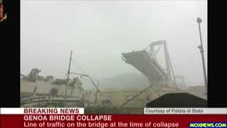 Dozens Killed As Major Bridge Collapsed With Many Cars On It In Italy!