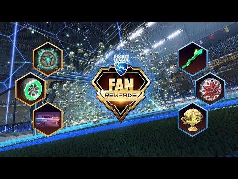 Rocket League LiveStream! (Fan Rewards)
