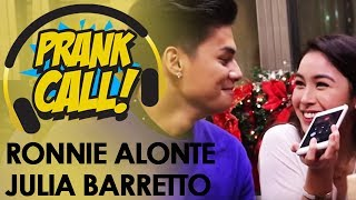 Download Prank Call: Ronnie Alonte at Julia Barretto, 'di nagpahuli sa prank call ng MOR 101.9! Video