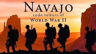 Navajo Code Talkers of World War II (2018) | Documentary | Teddy Draper | Sam Tso | Albert Smith