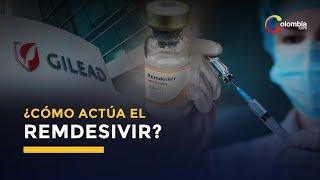 ¿Qué es el Remdesivir y cómo actúa ante el coronavirus?
