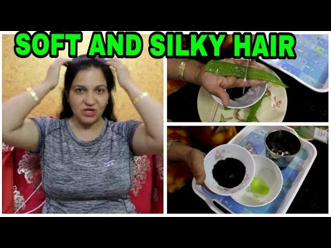 HOW TO GROW LONG AND THICKEN HAIR | FAST HAIR GROWTH | STOP HAIRFALL